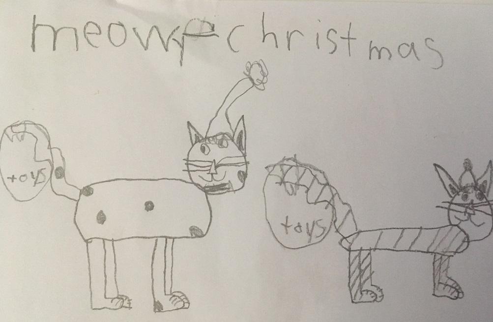 Meowry Christmas